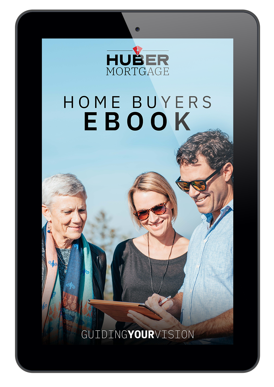 Huber Mortgage Ebook Cover