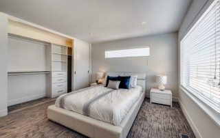 Gyro Beach Townhomes master bedroom image