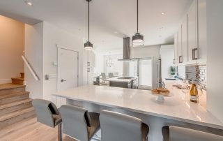 Gyro Beach Townhomes kitchen image