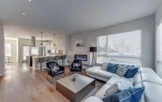 Gyro Beach Townhomes living room image
