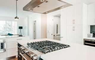 Gyro Beach Townhomes kitchen appliances image